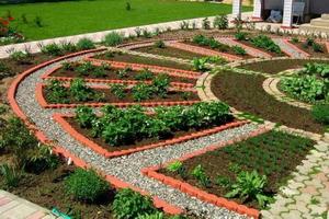 Идеи по созданию красивого огорода и советы по уходу