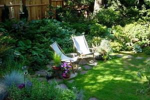 Пейзажный сад: природный стиль в ландшафтном дизайне